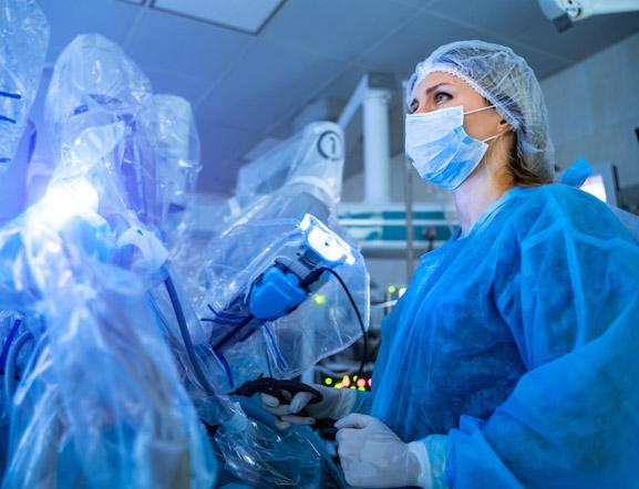 Da Vinci Robotic Surgery West Coast Urology